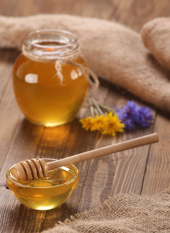 miel en polvo