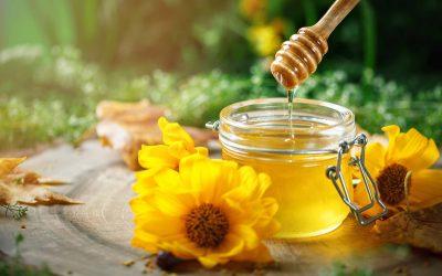Miel en polvo, beneficios para la salud
